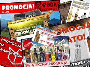 Promocje Wódek Regionalnych