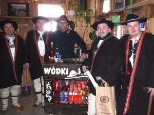 Sklep prowadzący sprzedaż Wódek Regionalnych