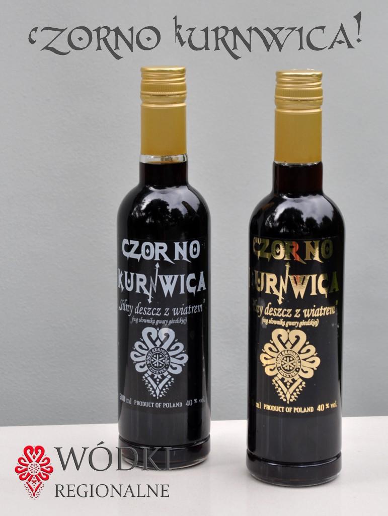 Czorno Kurnwica - stylowy alkohol