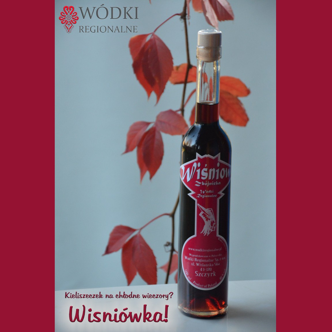 wisniowka-wodki-regionalne-alkohol