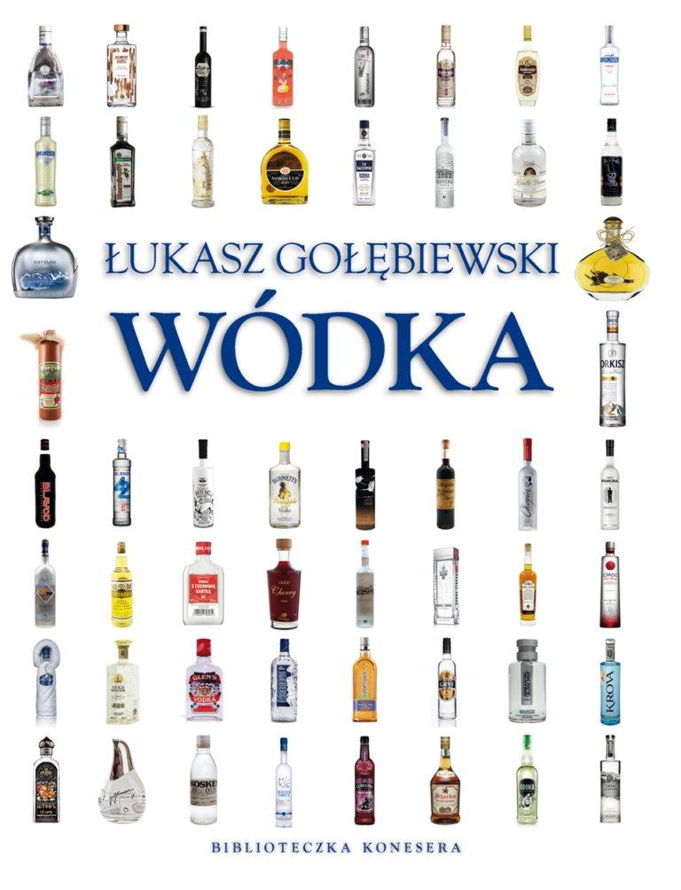 wodka w biblioteczce konesera